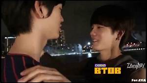 BTOB :: MinHyuk Peniel || SungJae Peniel :: Moments - YouTube