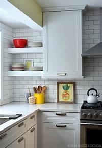 kitchen back splash tile Kitchen Tile Backsplash Options + Inspirational Ideas