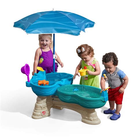 step 2 water table parts for spill splash seaway water table kids sand