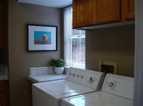 ash gray laundry room home interiors