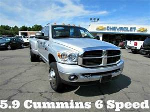 Find Used 2007 Dodge Ram 3500 6 Speed Manual 5 9l Cummins