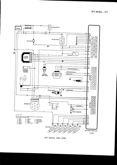 nissan 1400 electrical wiring diagram nissan