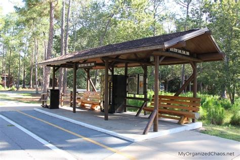 wilderness fort cabins disney transportation spending avoid too much really