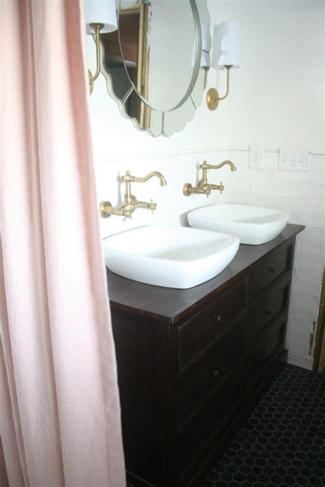Hang Bathroom Mirror by How To Hang A Bathroom Mirror Tile Wainscoting