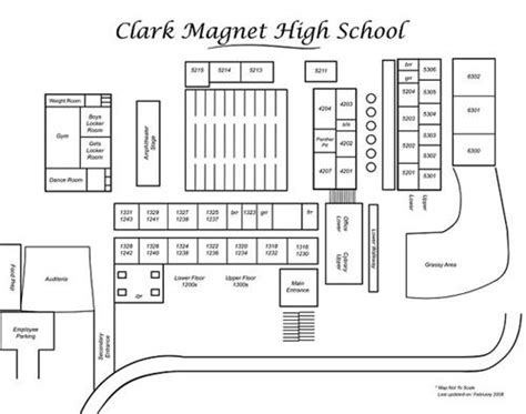 Chaffey High School Campus Map Students