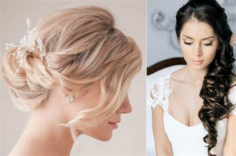coiffure tendance pour mariage coiffure mariage cheveux