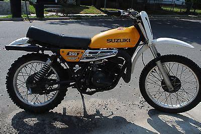 Suzuki Ts250 For Sale by Suzuki Ts250 Motorcycles For Sale