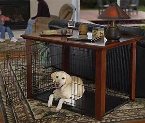 heritage series hardwood crate cover midwest wood crate With dog crate table cover