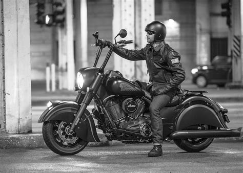 2016 Indian Chief Dark Horse Hd Wallpaper