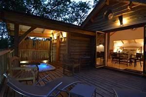 Cabane De Luxe : location cabane dans les arbres clairac avec jacuzzi et ~ Zukunftsfamilie.com Idées de Décoration