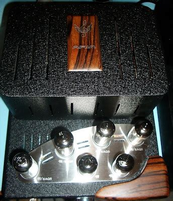 vr2xmq steve s af through shf sonice mini p1 headphone intergrated lifier