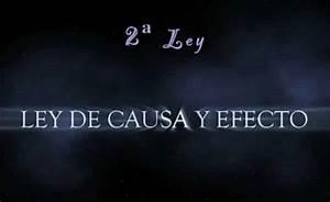 Ley De Causa Y Efecto  2 U00aa Ley Universal De Hermes