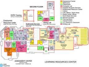 Fresno City College Campus Map