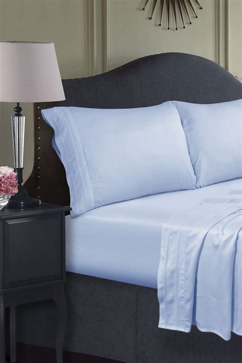 Egyptian Cotton Sheets vs. Sateen Sheets   Overstock.com