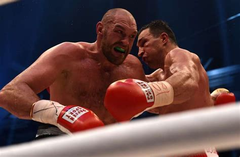 Tyson Fury's trainer claims weighing scales were altered ...