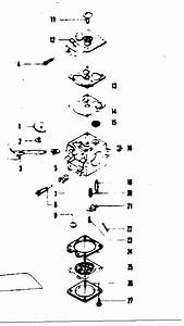 Carburetor Assembly Diagram  U0026 Parts List For Model