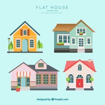 house  vectors stock  psd
