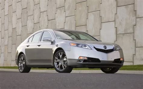gas mileage car  acura tl gas mileage