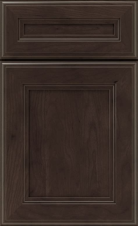 Prelude Vs Reflections Cabinets by At Lowes Finishes Thatch On Cherry