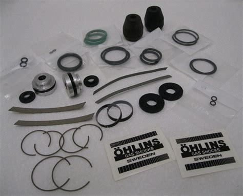 ohlins shock seal head seal parts pro pilot suspension ohlins suspension wp kyb showa