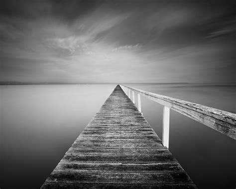 Black And White Landscape Photography 9 Wide Wallpaper