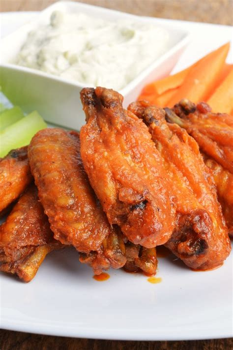cuisine style bistro easy restaurant style buffalo chicken wings