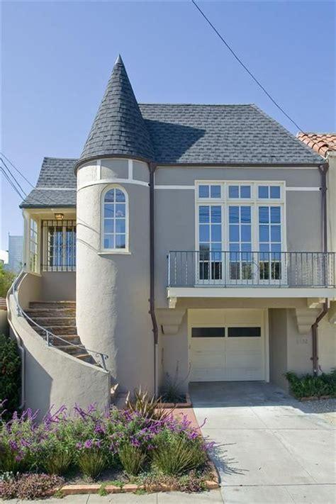 small english tudor homes   turret google search