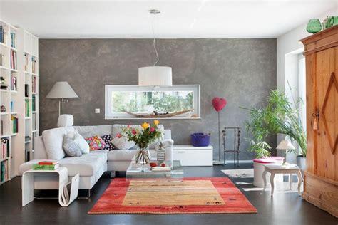 wohnzimmer gemuetlich modern