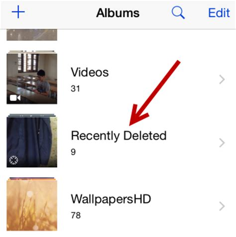 recently deleted photos iphone fixed how do i recover deleted videos from iphone 8p 7 6s Recen