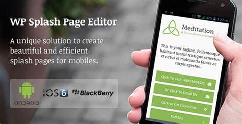 plugin pour rendre votre site wordpress mobile blog infos