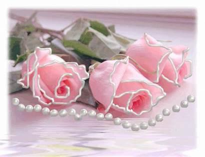 Pearls Roses