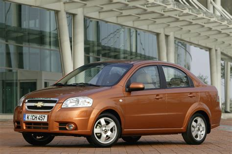 The chevrolet aveo is chevy's smallest, least expensive car. Chevrolet Aveo, historia y antecedentes
