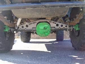XJ Ford 88 Axle Swap Kit W Truss Iron Rock Off Road