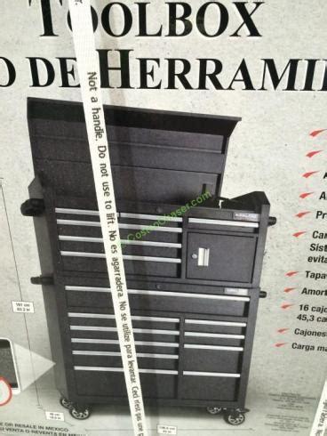 kirkland signature  mobile tool chest costcochaser