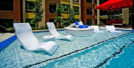 tanning ledge pool chair   lounge  pool