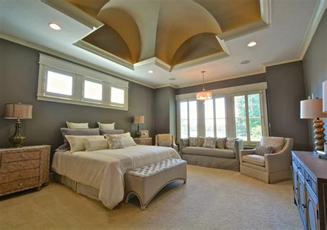 master bedroom ceiling ideas beautiful family home with open floor plan home bunch