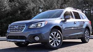 2017 Subaru Outback: Review - YouTube  2017