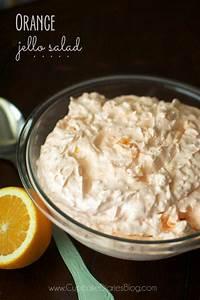 Mom U0026 39 S Easy Orange Jello Salad