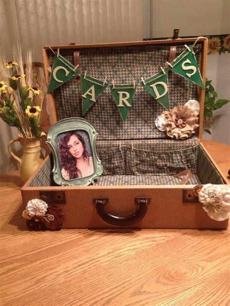 Graduation Card Box Ideas