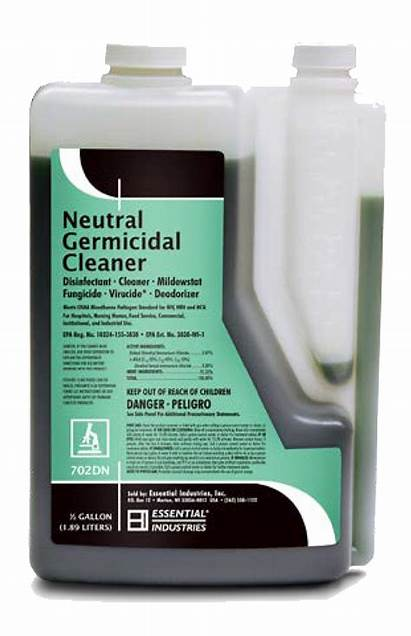 Cleaner Germicidal Neutral Disinfectant Covid Approved Cleaning