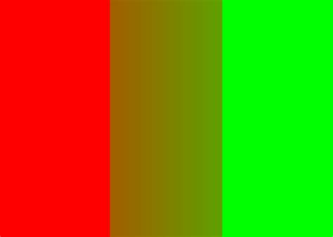 What Color Does Green And Red Make?(2017) Quora