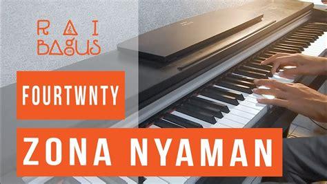 Zona Nyaman Piano Cover (ost. Filosofi Kopi 2