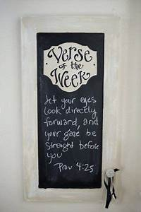 best 25 chalkboard scripture ideas on pinterest With what kind of paint to use on kitchen cabinets for christian wall art with scripture