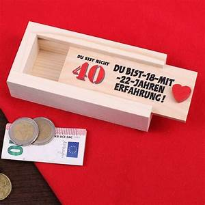 40 Geburtstag Geschenk Mann 40 Geburtstag Geschenk Mann