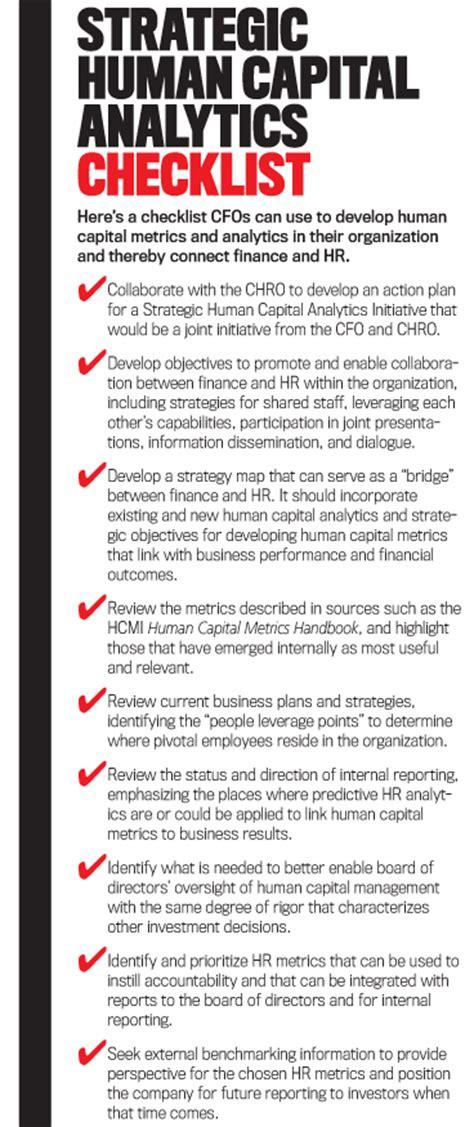 cfo chro power pair strategic finance