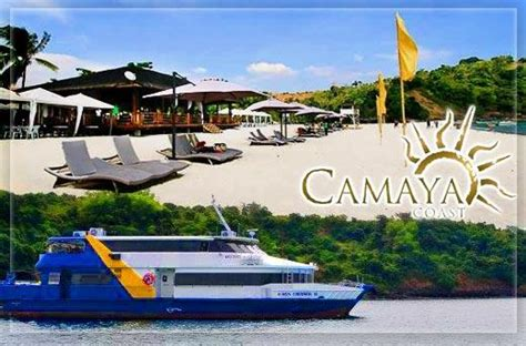 Ferry Boat To Bataan From Manila 2017 by 55 Camaya Sands Day Tour Promo In Bataan Resort