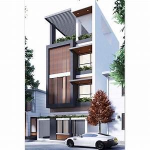 Best, Duplex, House, Elevation, Design, Ideas, India, Modern, Style, New, Designs, In, 2020
