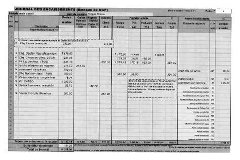 comment remplir le journal de banque comptabilit 233 d une entreprise