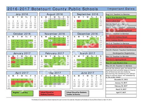 elementary school calendar 2016 2017 district calendar eagle rock elementary