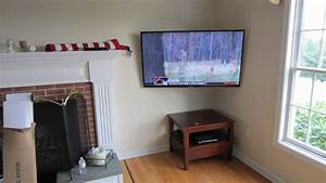 burlington, ct tv mounting in corner Richey Group, LLC